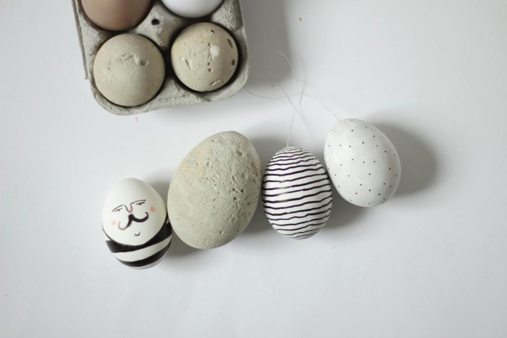Ostereier DIY
