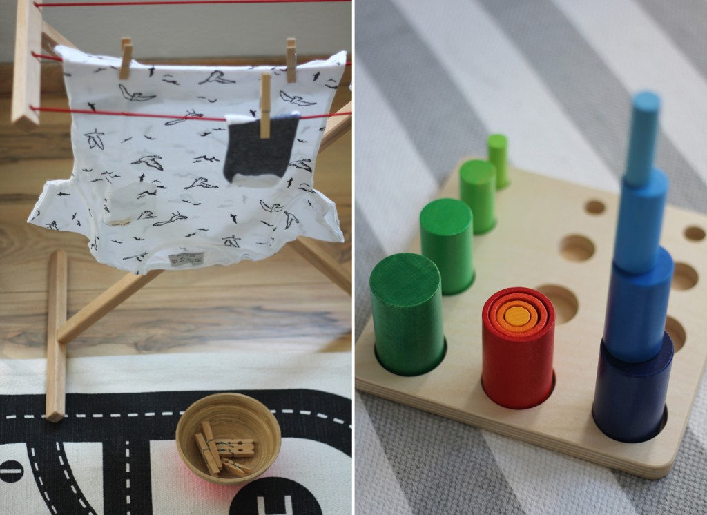 Montessori zu Hause