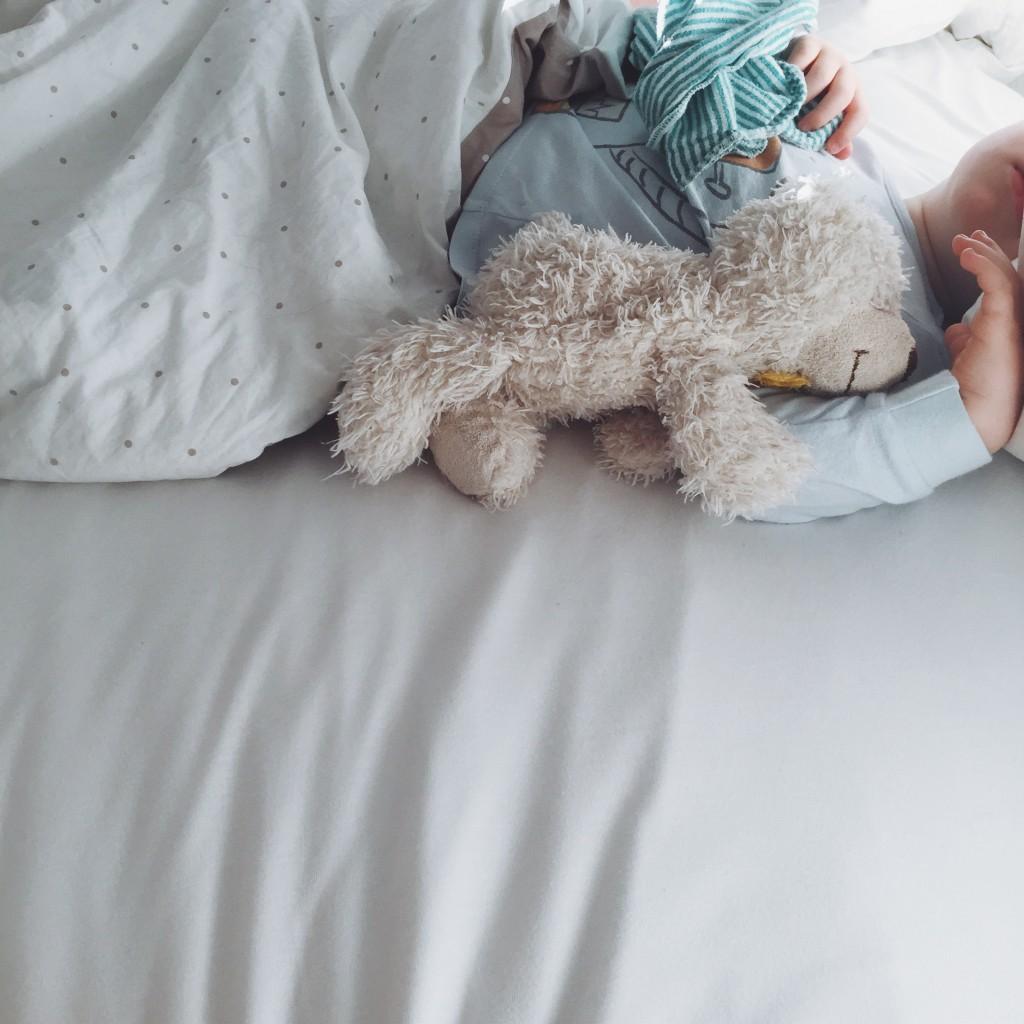 schlafverhalten bei einem zwei jährigen