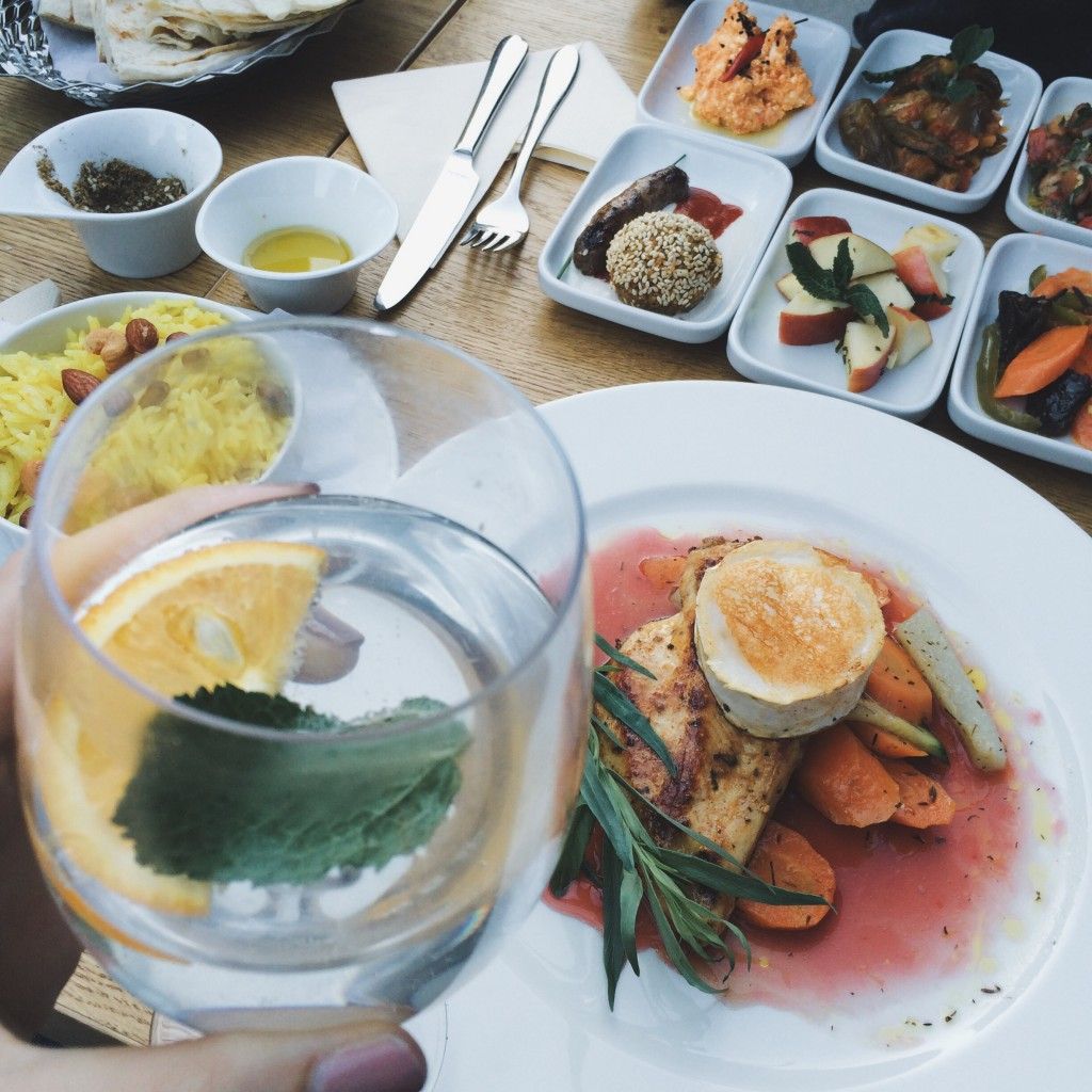 LOrient Restaurant Libanais Hamburg