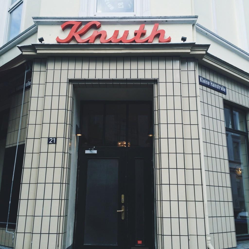 Cafe Knuth Hamburg
