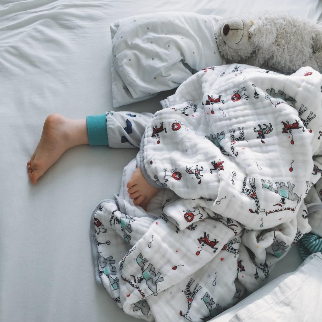 Schlafverhalten bei Kindern