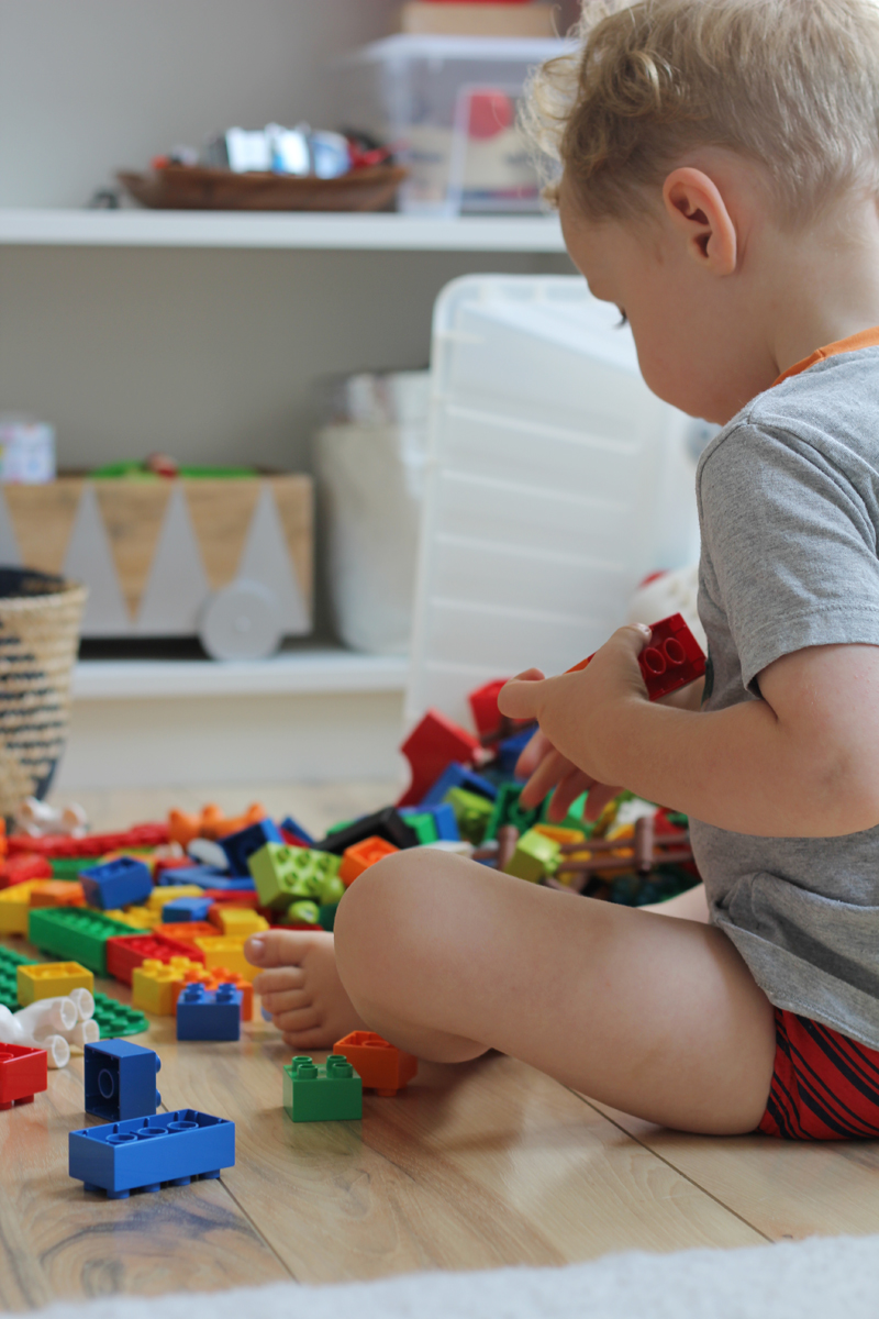 Lieblingsspielzeug Lego Duplo