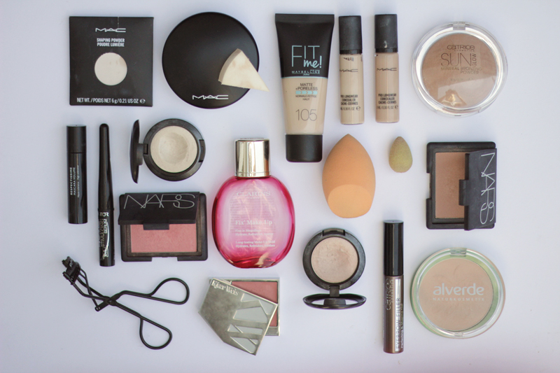whats in my beauty bag
