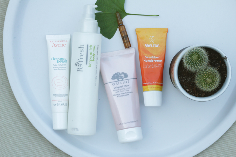 current beauty favoriten