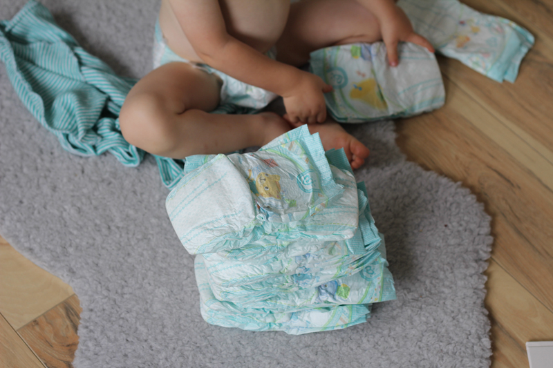 pampers baby dry windelberg