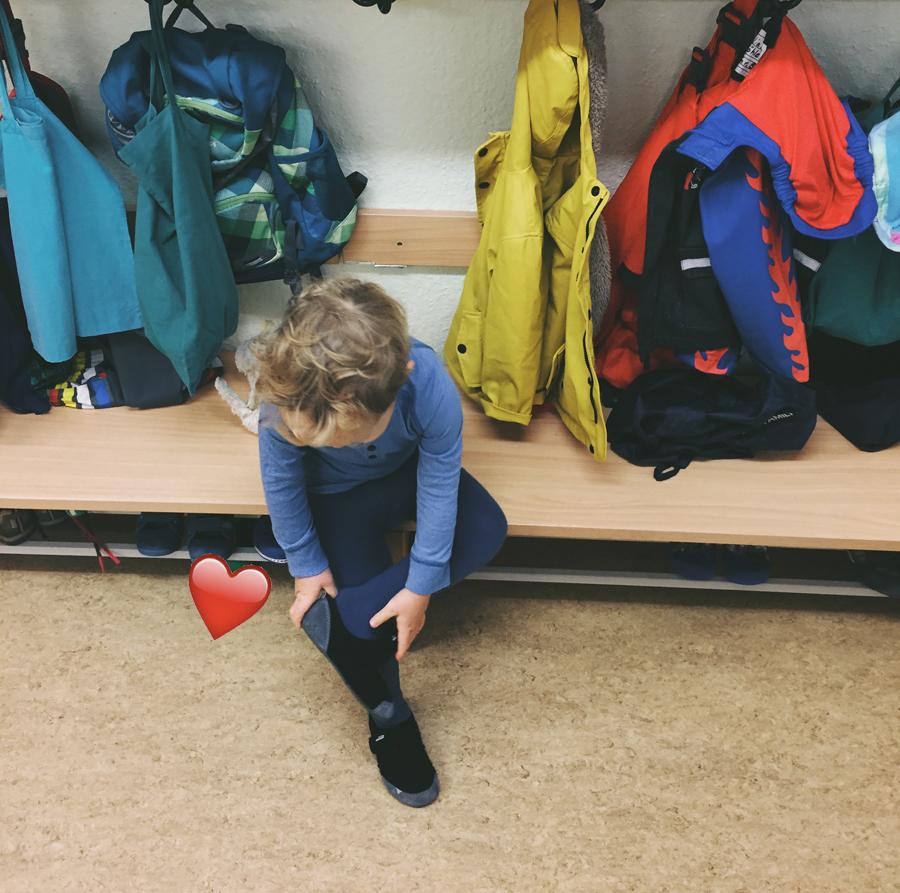 Kindergartenkind
