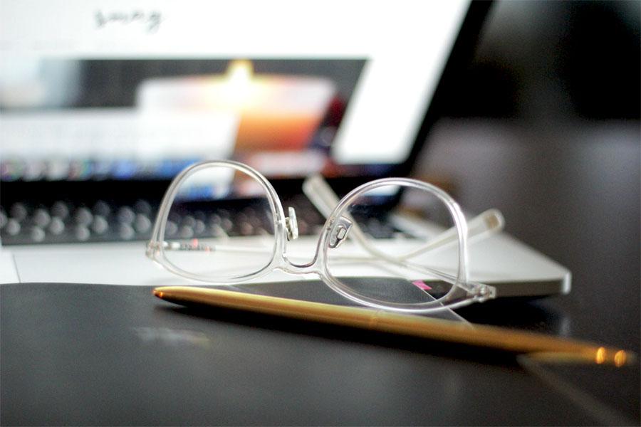Brille von DSQUARED2