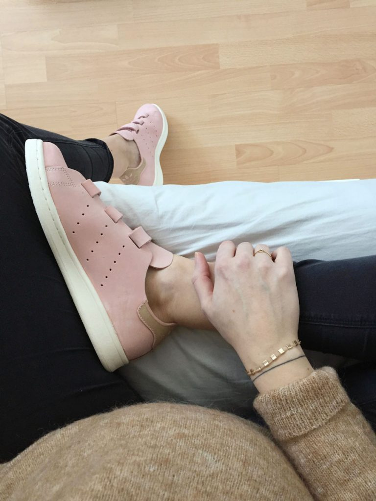 stan smith pink OP CF