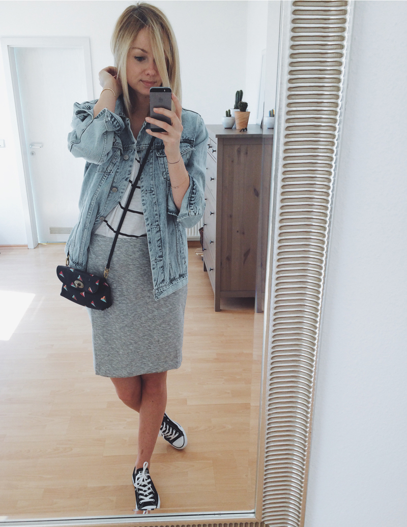 Outfit Pine Skirt