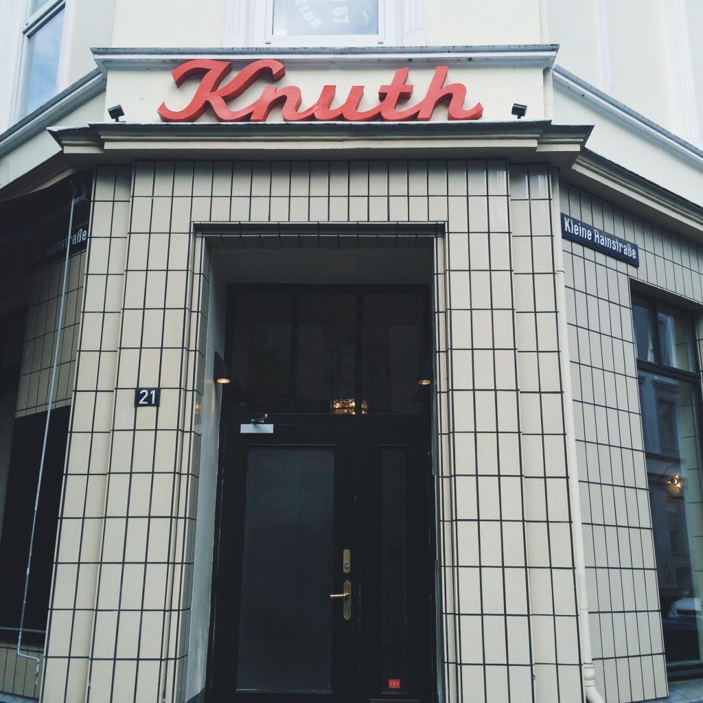 Cafe Knuth Hamburg
