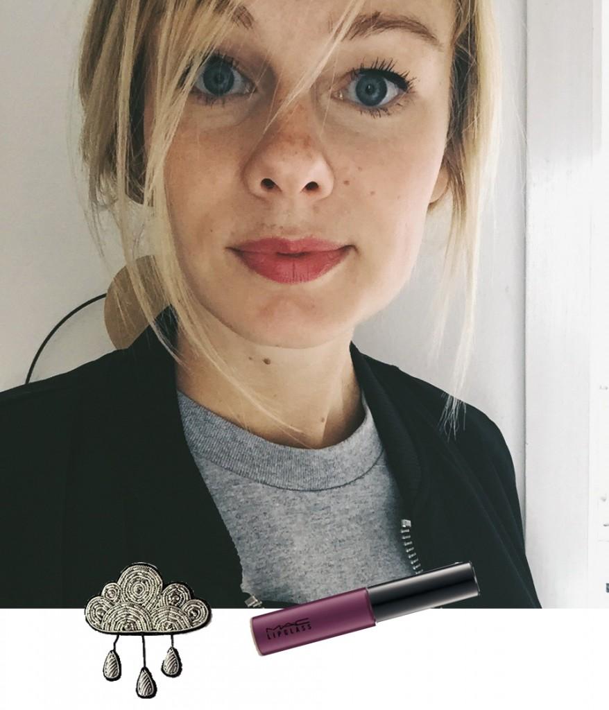 mac rebel lipgloss