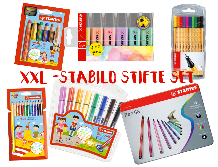 stabilo-stifte-set