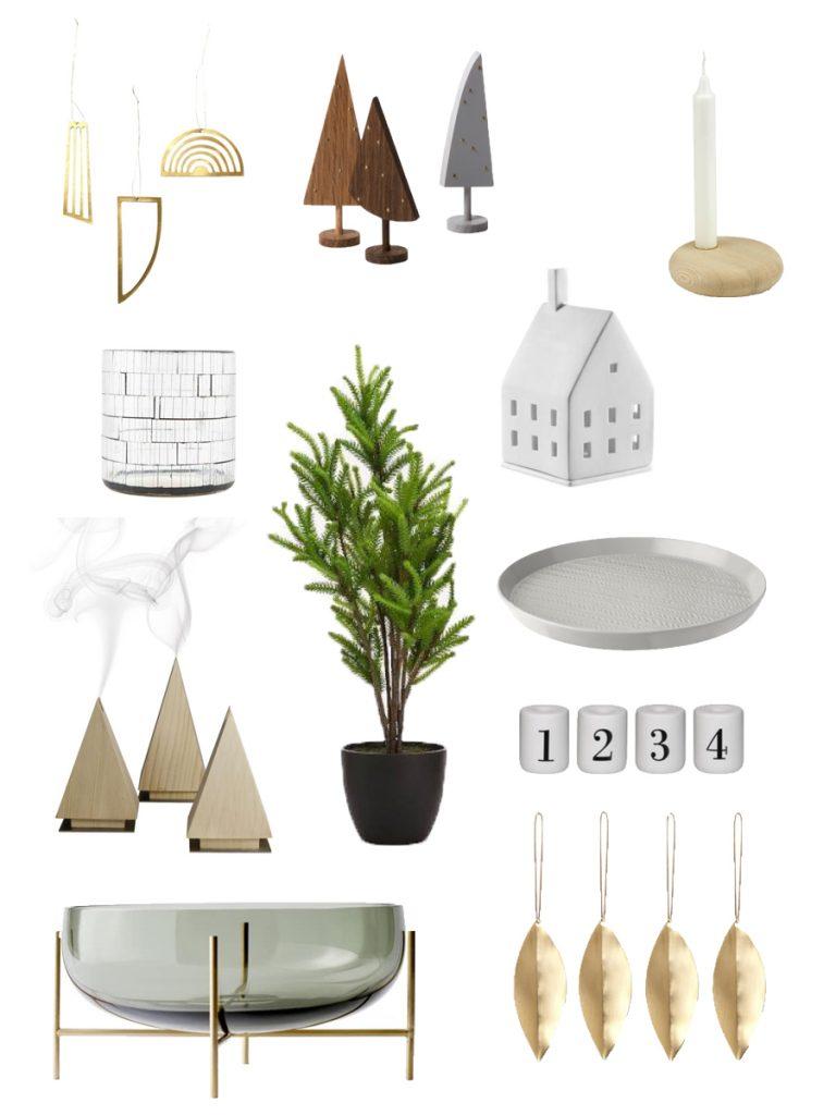 minimalismus winter und weihnachtsdeko smag. Black Bedroom Furniture Sets. Home Design Ideas