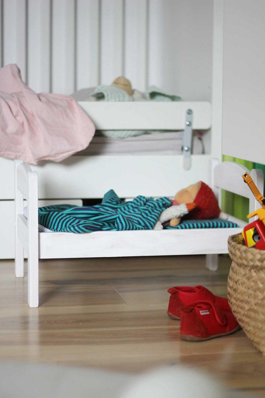 Ikea Hack Duktig Puppenbett Smag
